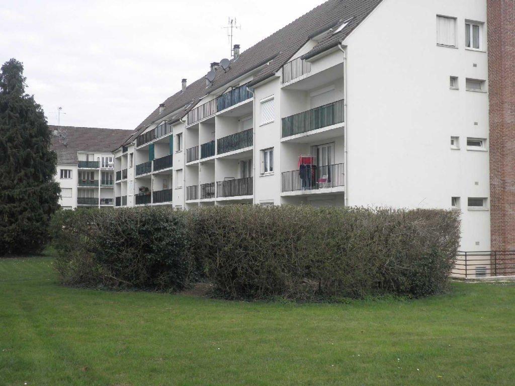 Crepy en Valois appartement F1 de 27 m²
