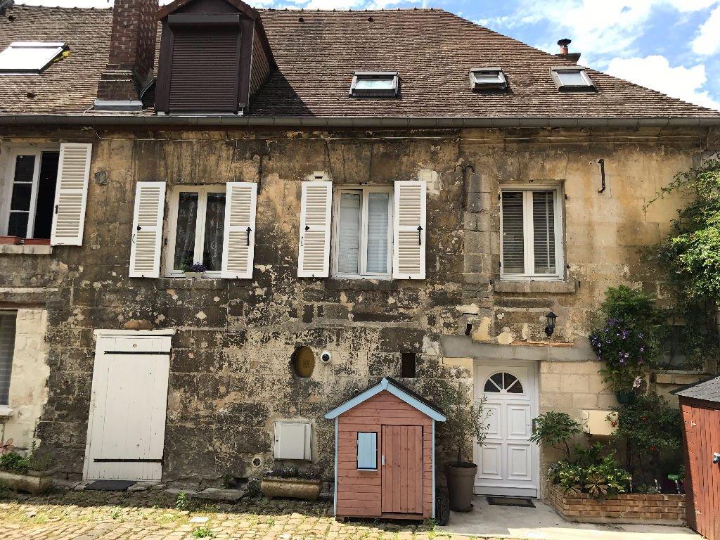 Maison centre ville de Soissons