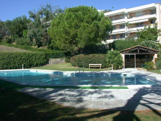 Rent appartment Antibes