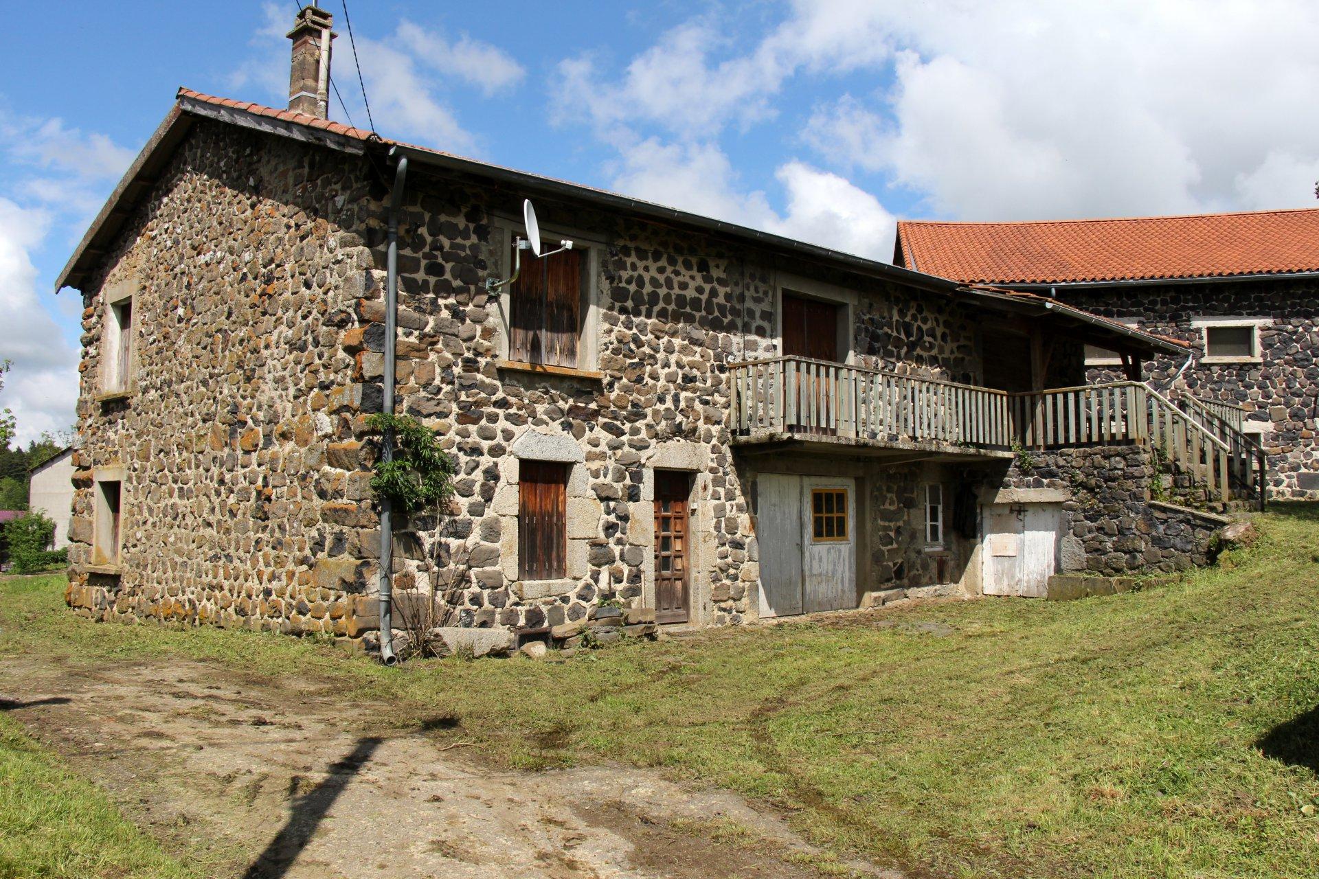 Sale Farm - Le Monastier Sur Gazeille