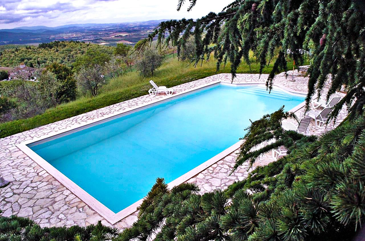 Vente Villa - Castellina in Chianti - Italie