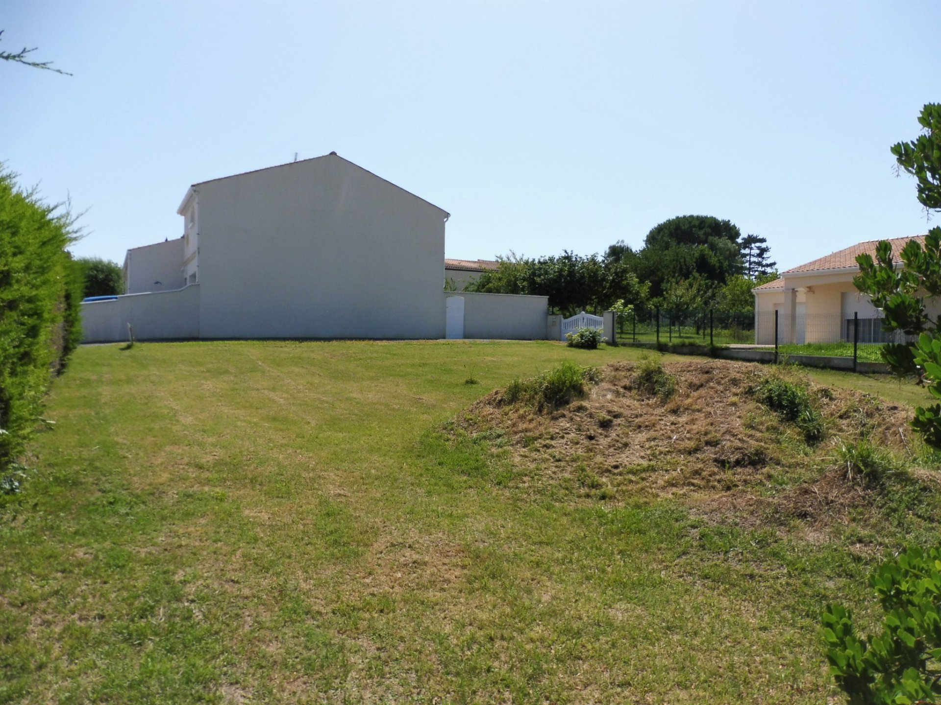 Sale Plot of land - Meschers-sur-Gironde