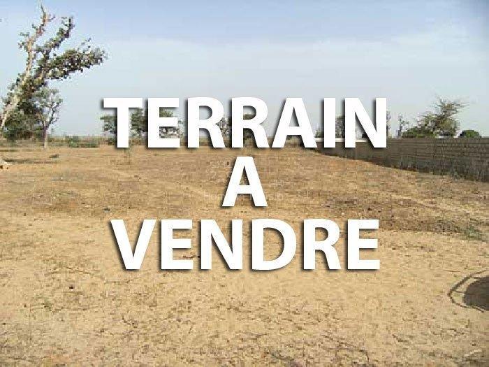 Terrain constructible pour villa