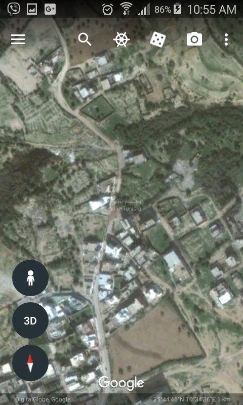 Vente Terrain constructible - Msaken - Tunisie