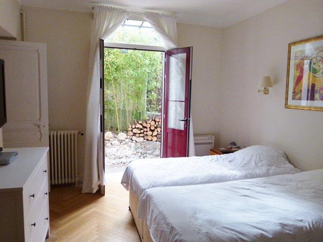Master Bedroom, natural light, wood floors