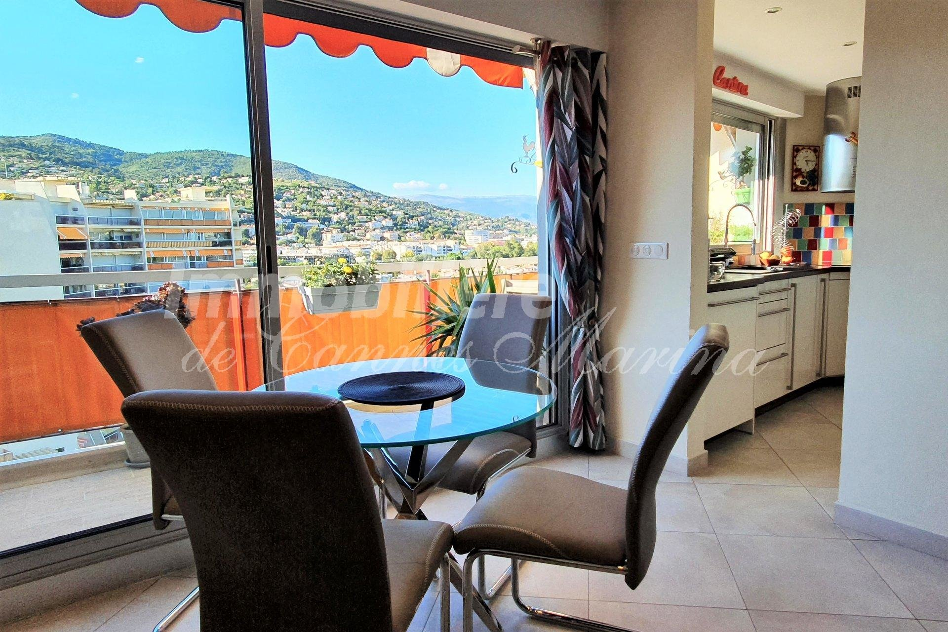 Продажа Студия - Манделье-ля-Напуль (Mandelieu-la-Napoule) Cannes Marina