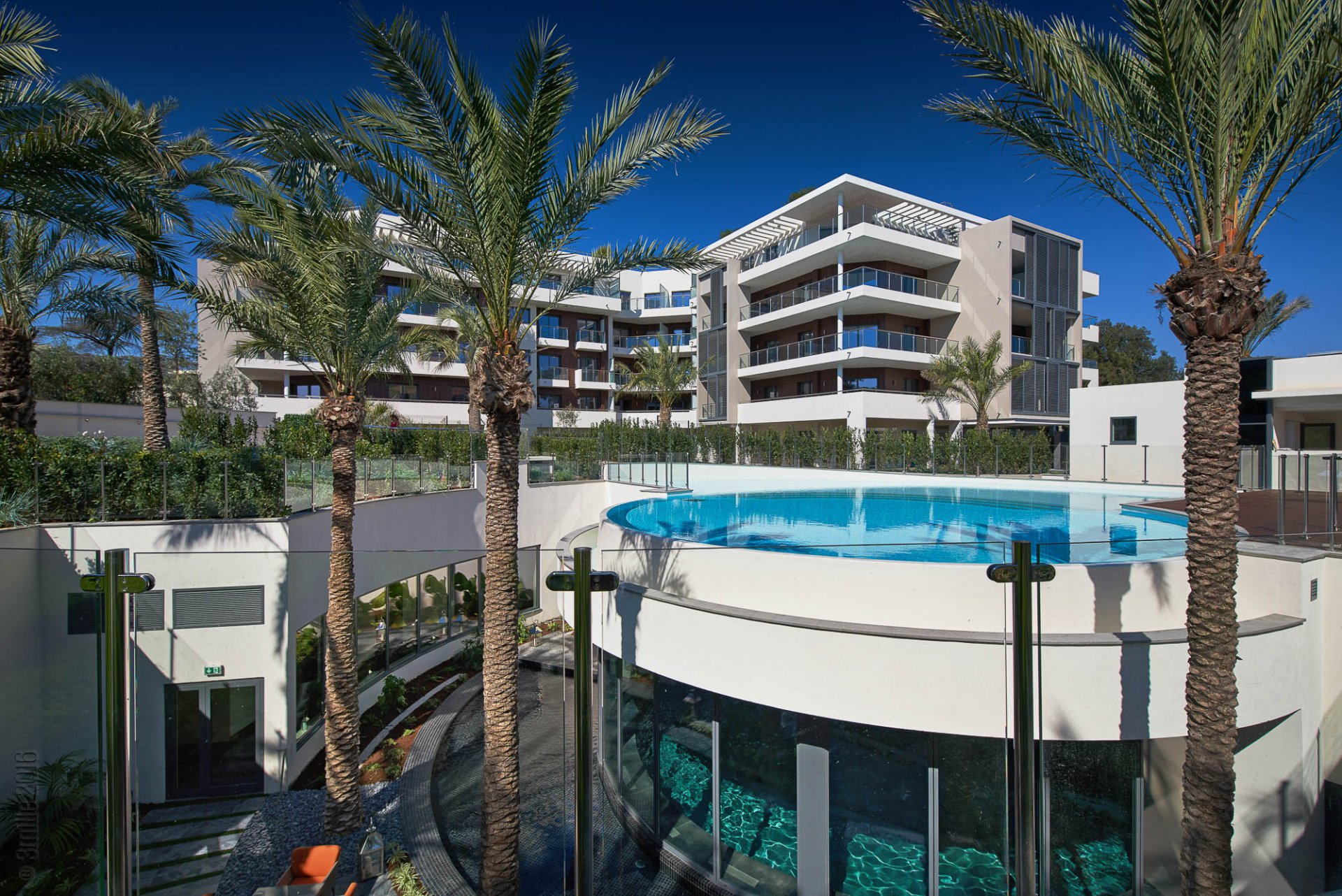NEW DEVELOPMENT - LE PARC DU CAP