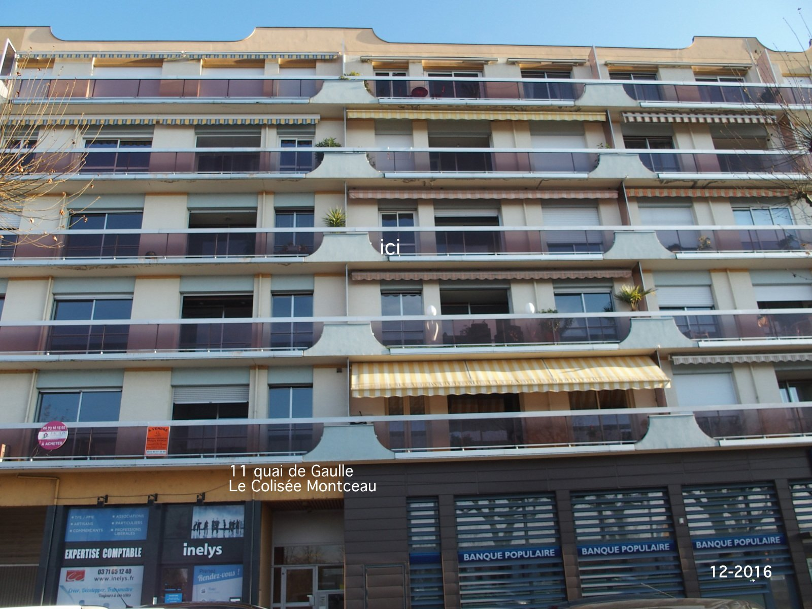 Location Appartement - Montceau-les-Mines