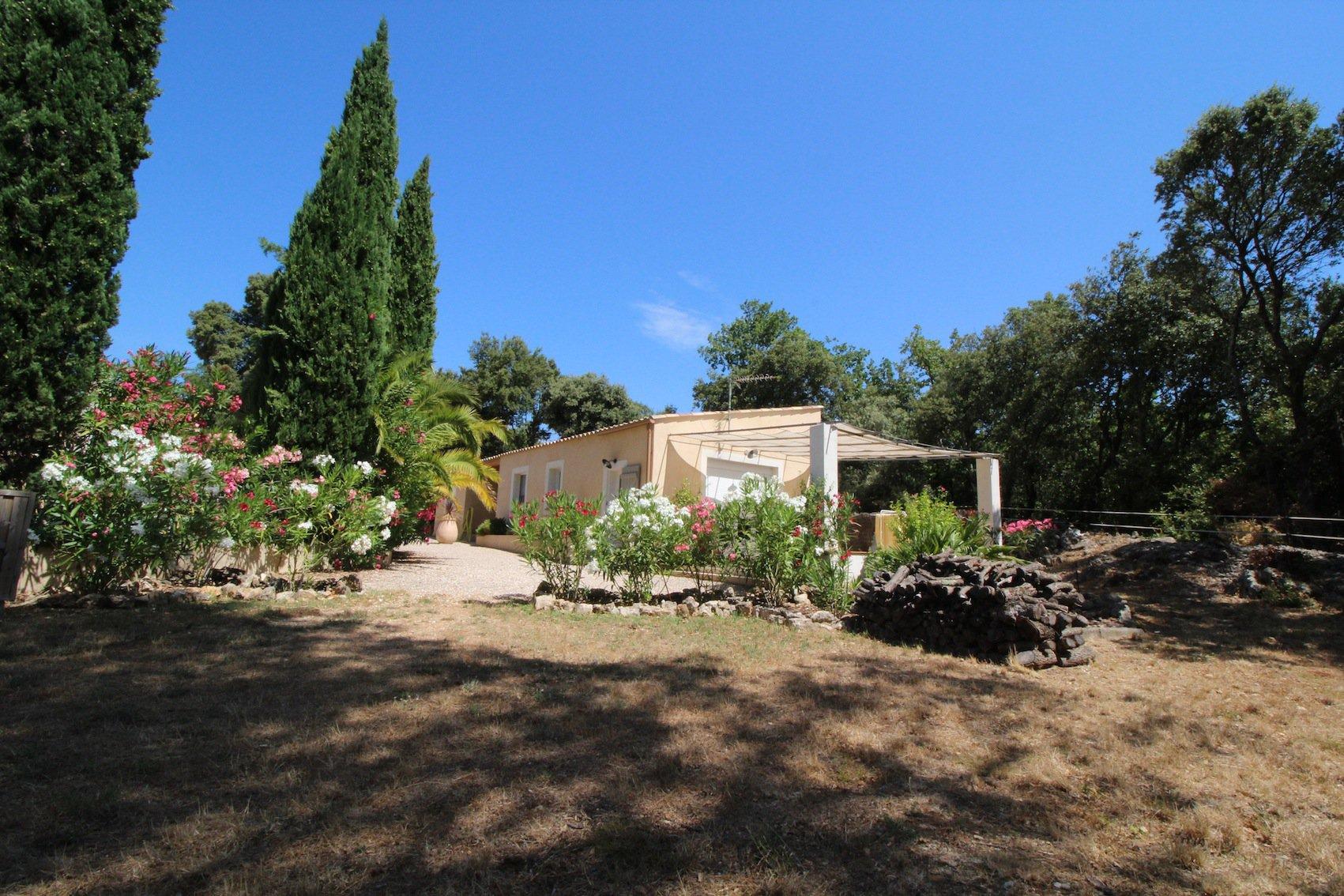 Vente Villa - Besse-sur-Issole