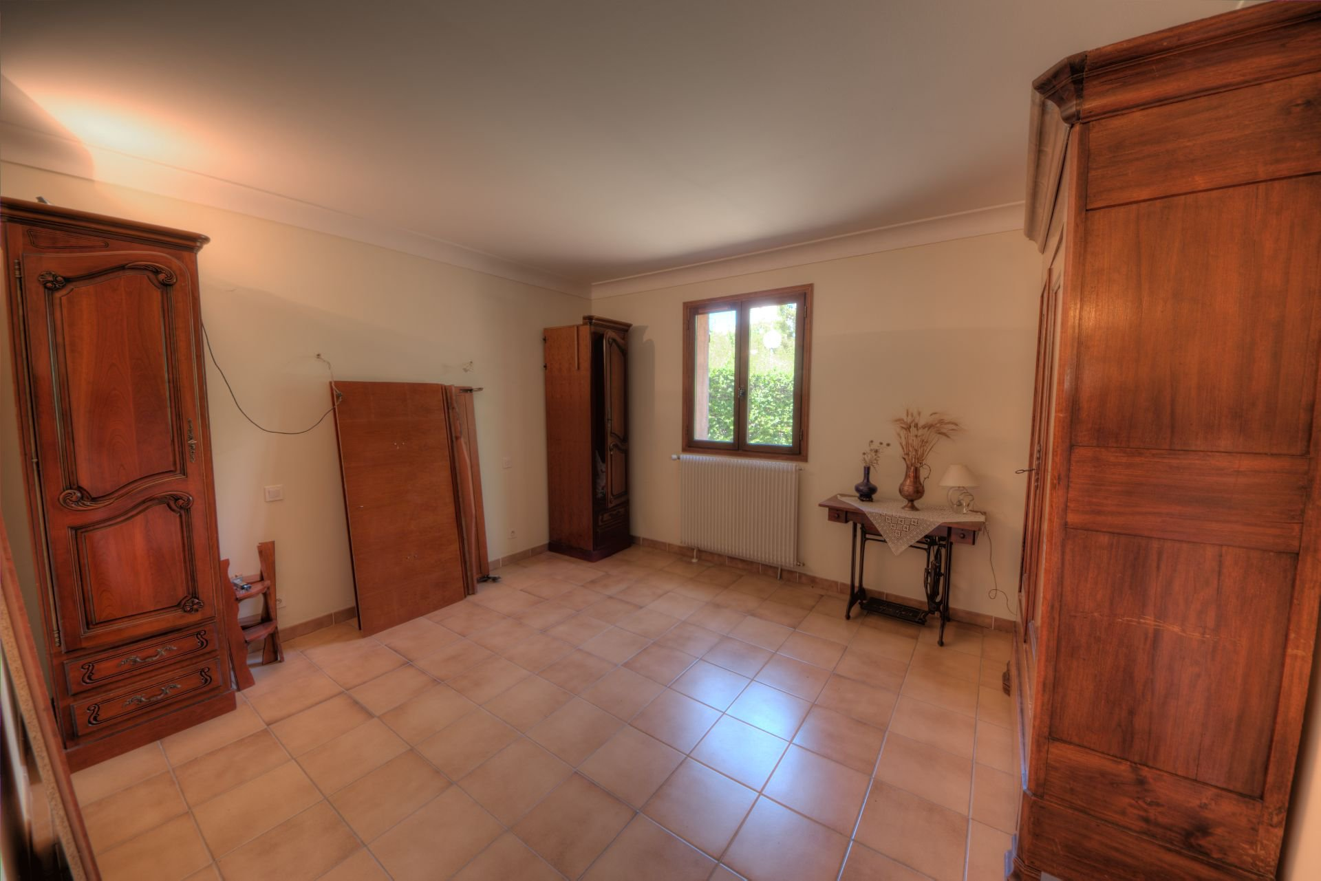 Chambre 2 de la villa Régusse, Var, Verdon