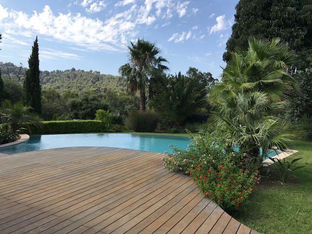 House Cap bénat Bormes-les-Mimosas Var Provence