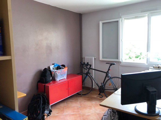 Appartement type 4, cave 94m², vue mer, trois chambres, terrasse, parking,