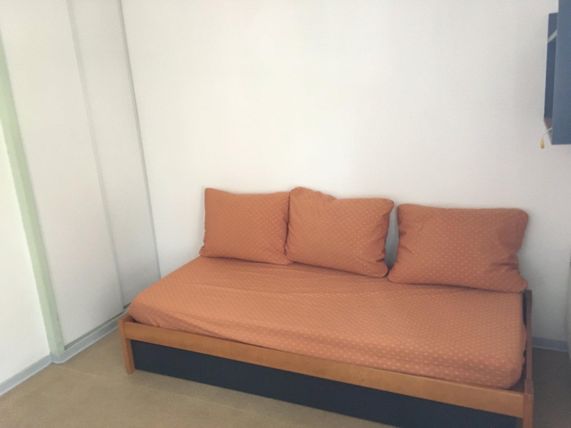 location Nice Studio meublée 19.33m² secteur Valrose