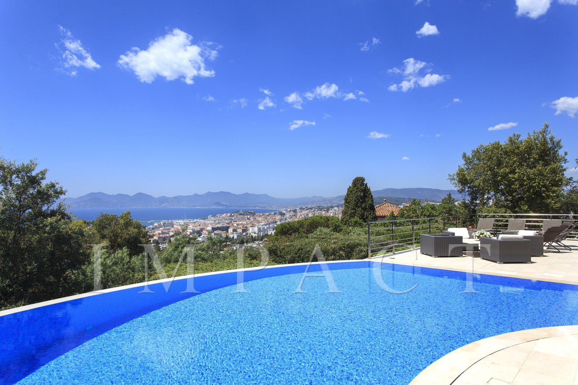 Beautiful villa to rent in cannes