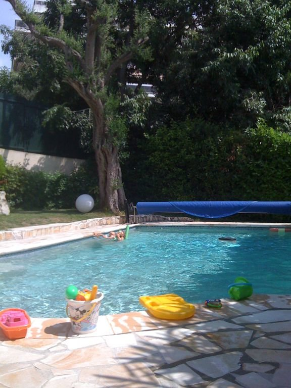 Villa  with pool in the centre Juan les Pins