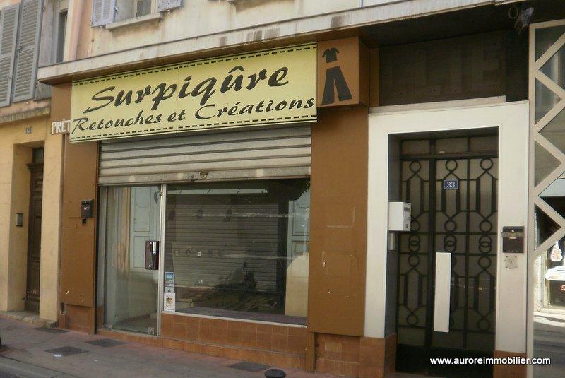 Location Local commercial - Brignoles