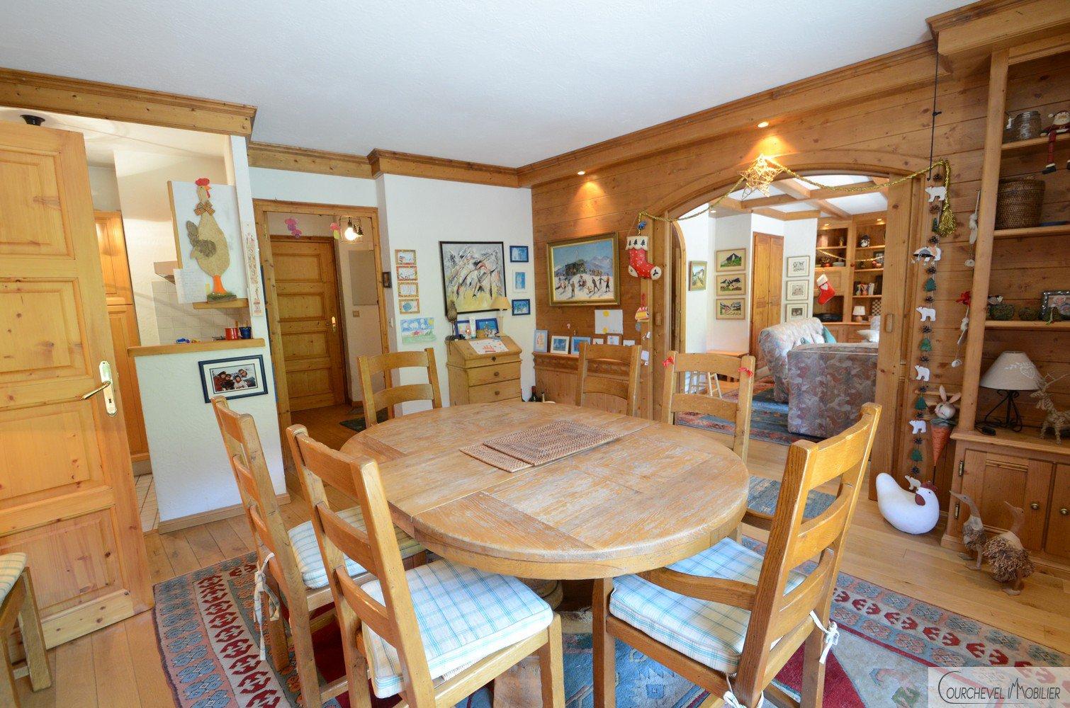 Two bedrooms apartment - Courchevel Village
