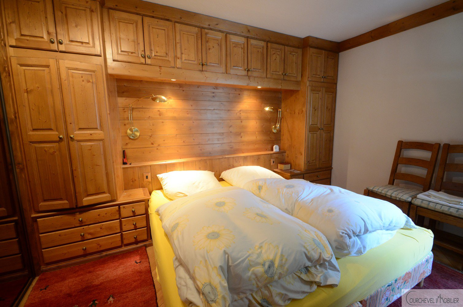 Two bedrooms apartment - Courchevel Village