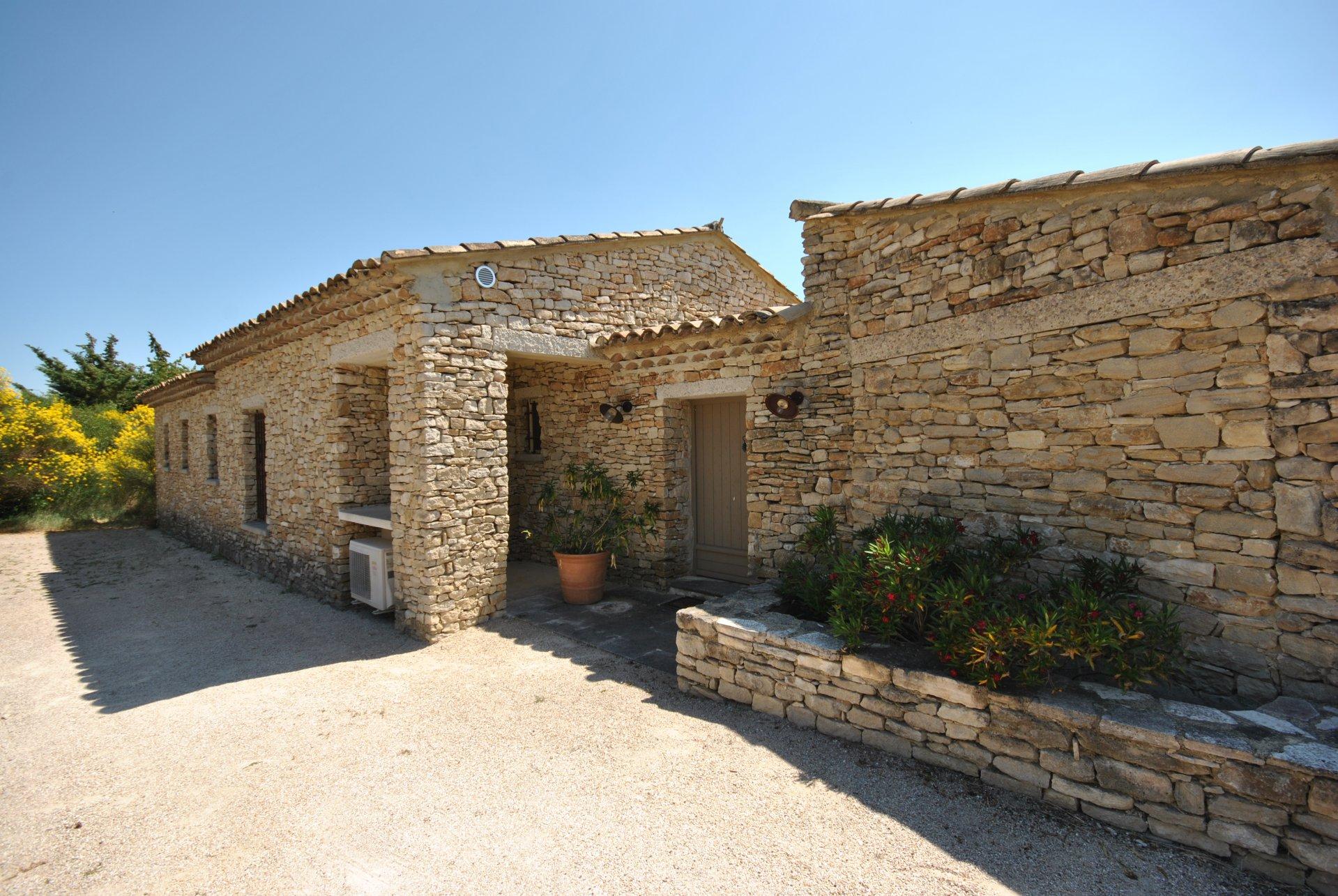 Maison en pierre - Murs