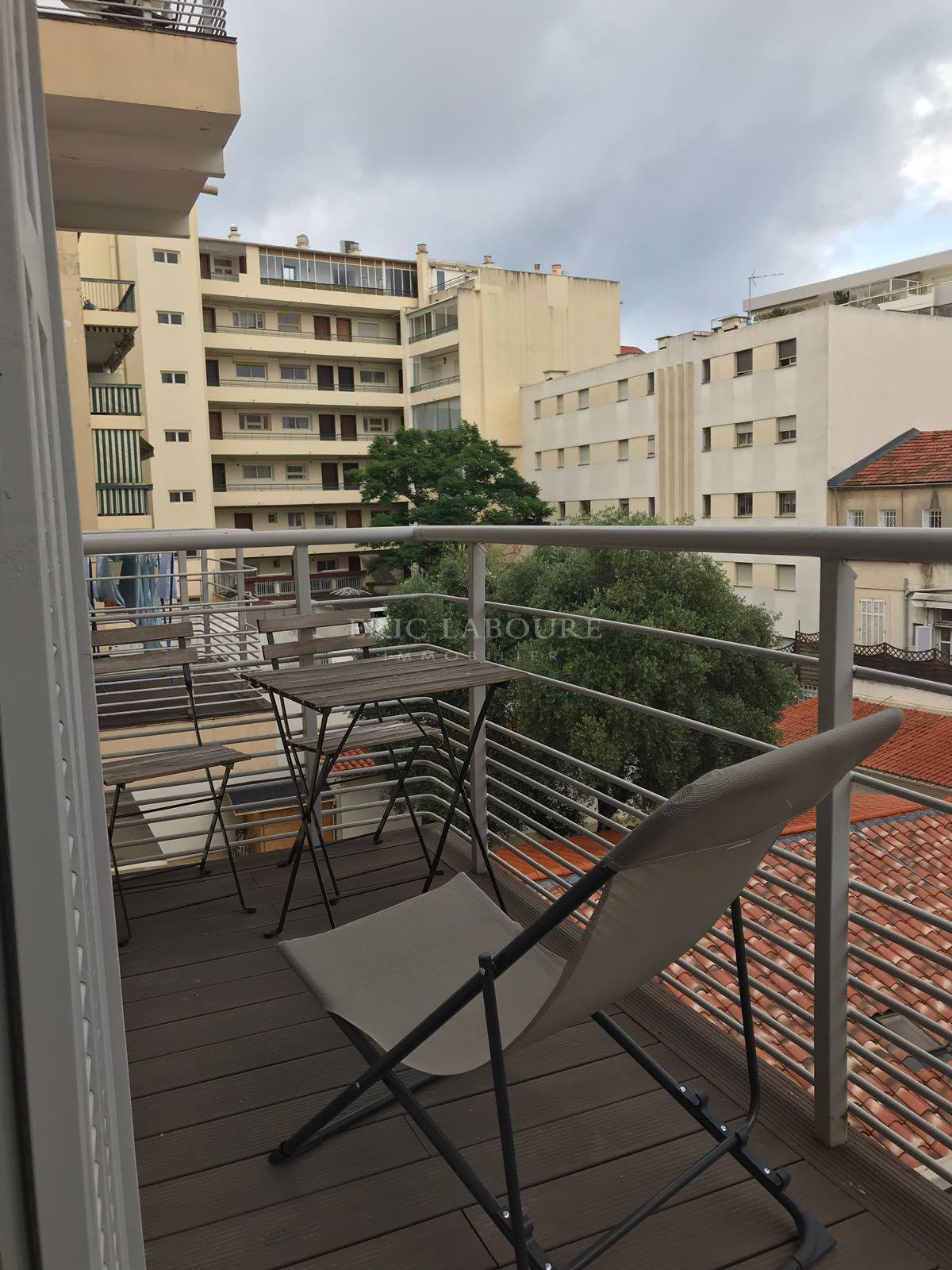 Appartement rue d'Antibes - 2 chambres - location saisonnière Cannes
