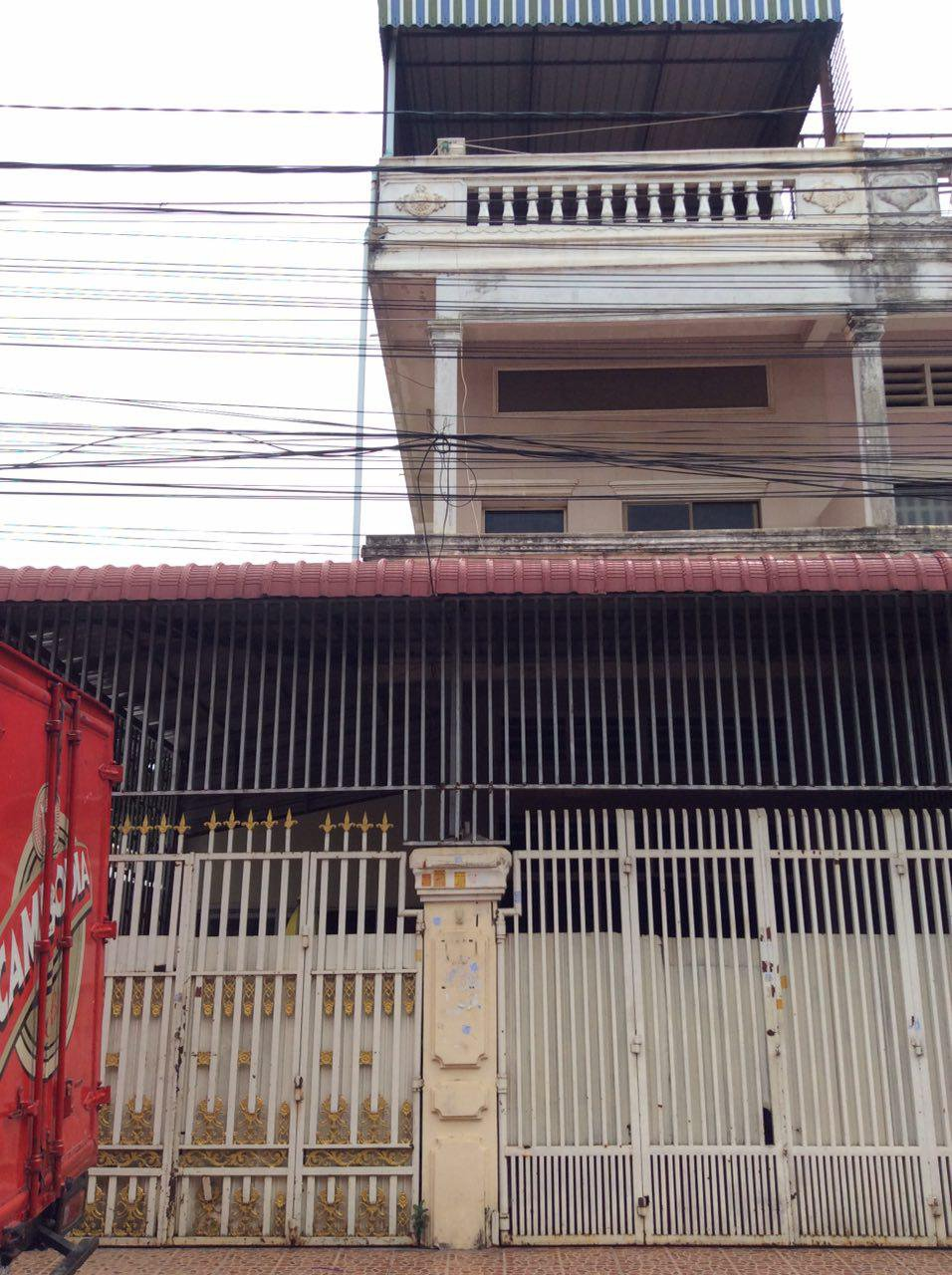 Flat House For Sale At Toul Tom Poung ($2800)