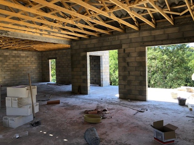 COTIGNAC Jolie villa de plain pied en construction - livrée prestations terminées au choix