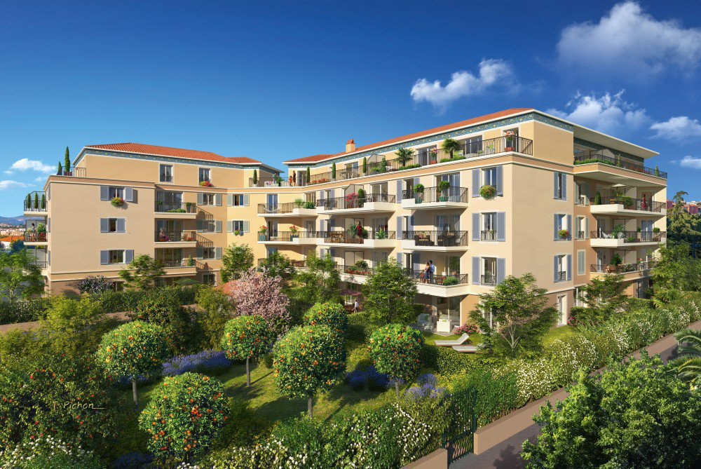Development Apartment - Saint-Laurent-du-Var