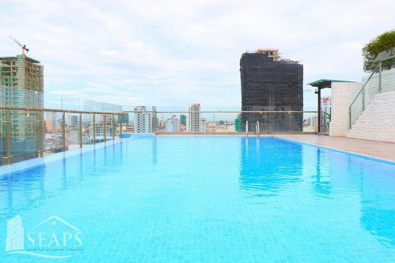 RUSH UP, RUSH UP, A CHARMING CONDO AVAILABLE NOW IN BKK1