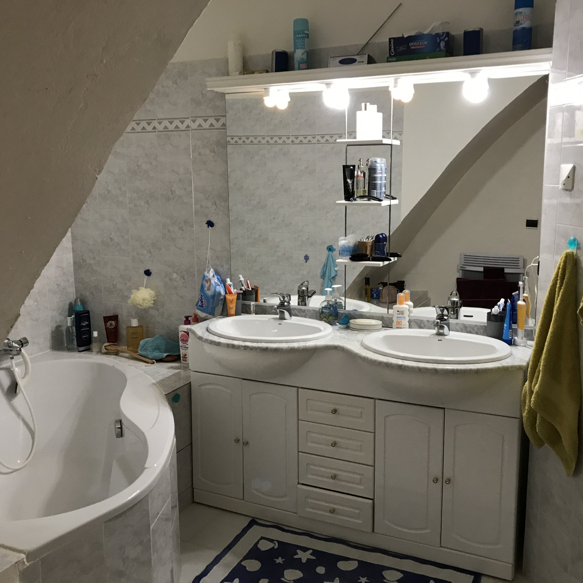 3-room appartement with parking
