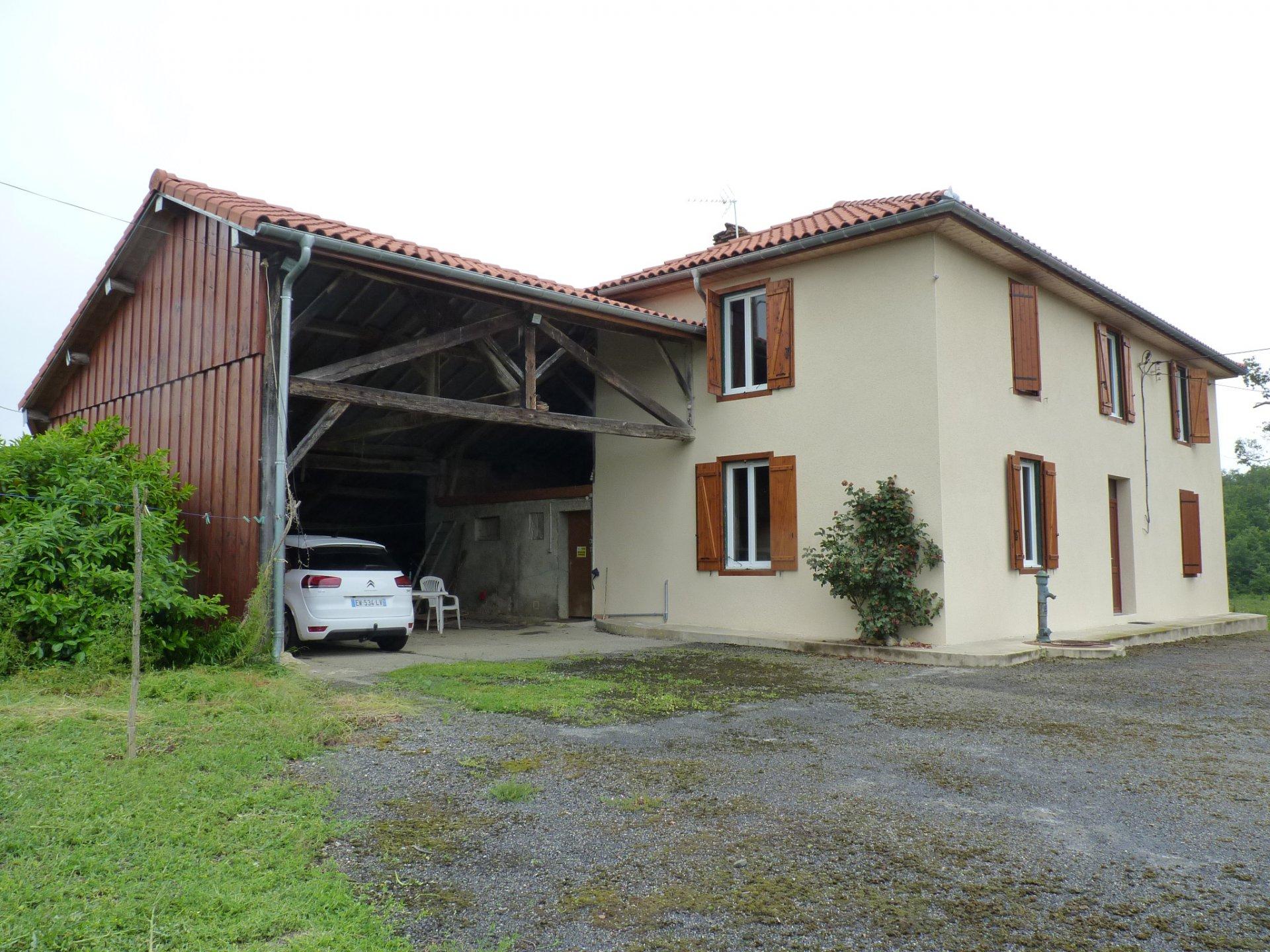Vente Maison/Villa 7 pièces Boulogne-sur-Gesse 31350
