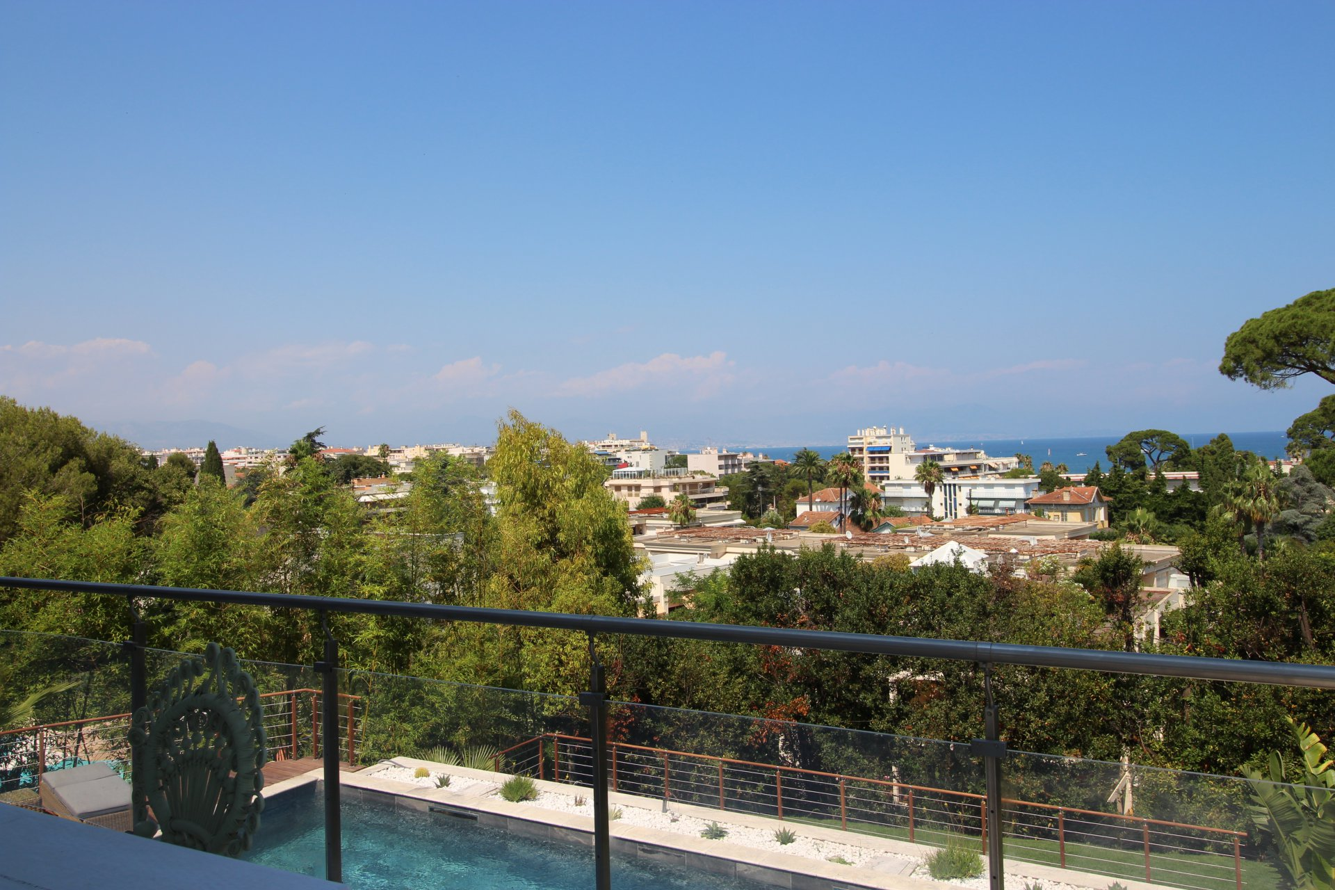 CAP D'ANTIBES / SEA VIEW