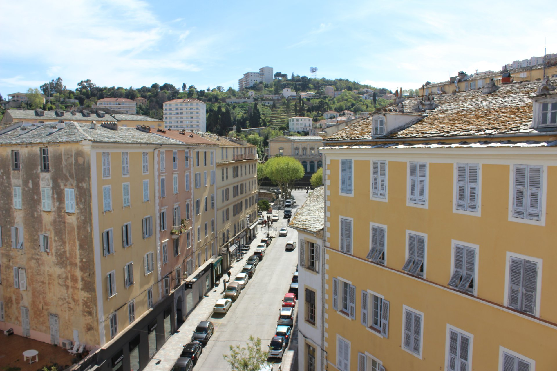 Rental Apartment - Bastia Centre
