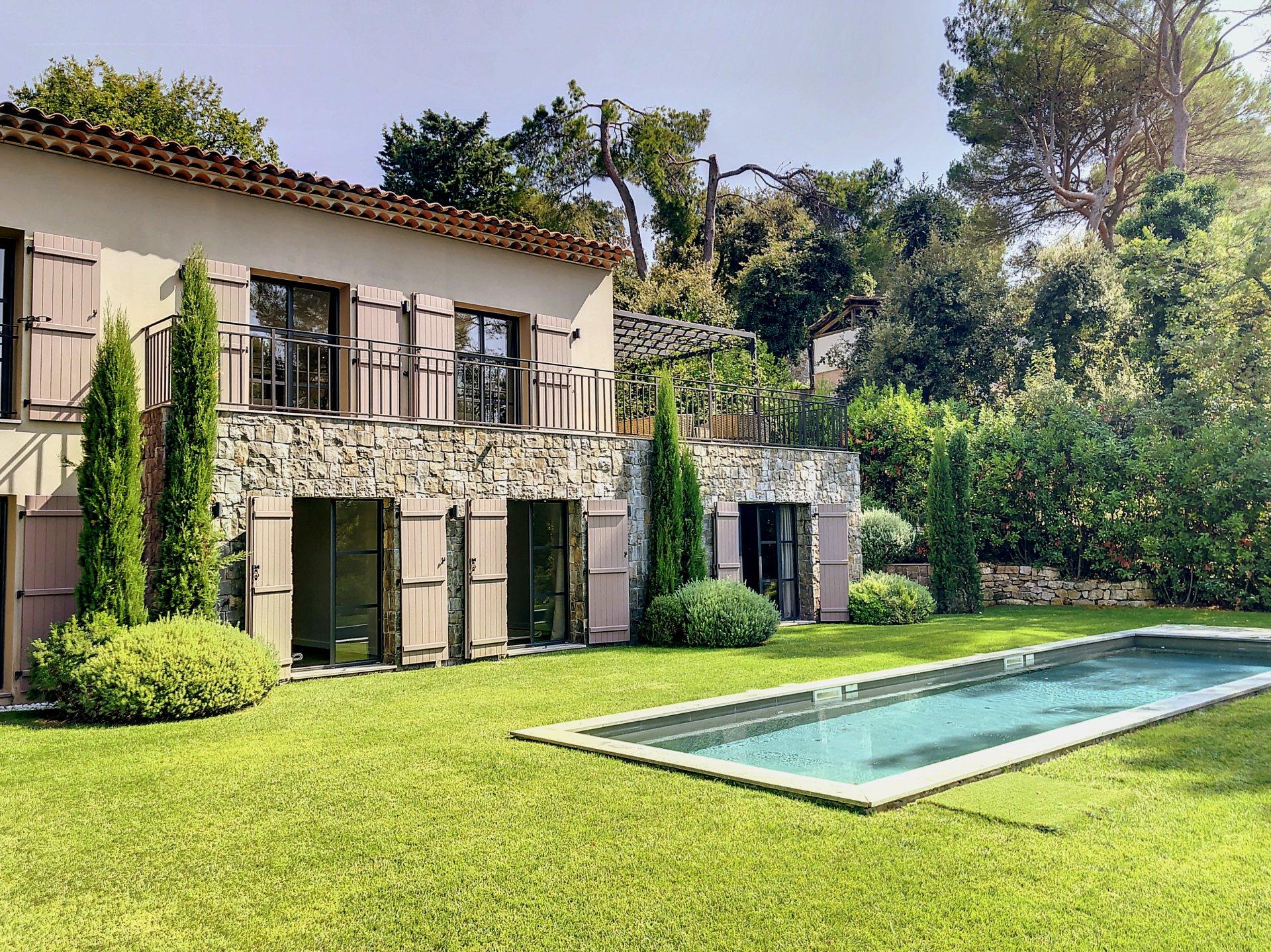 Residential, Castellaras - Luxury new villa