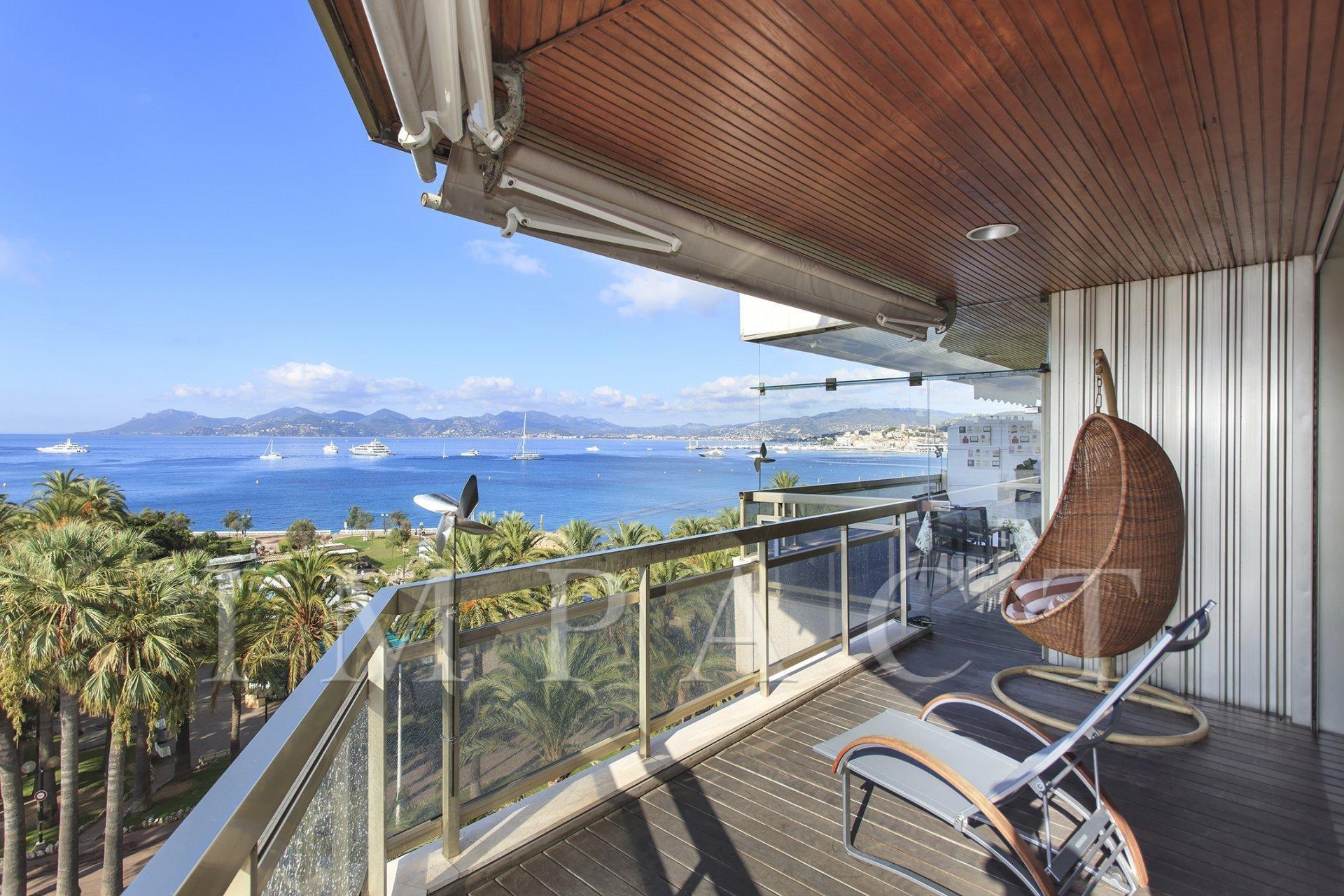 Appartement à louer - Cannes Croisette