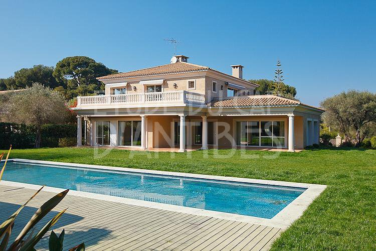 Beautiful property to rent in Cap d'Antibes