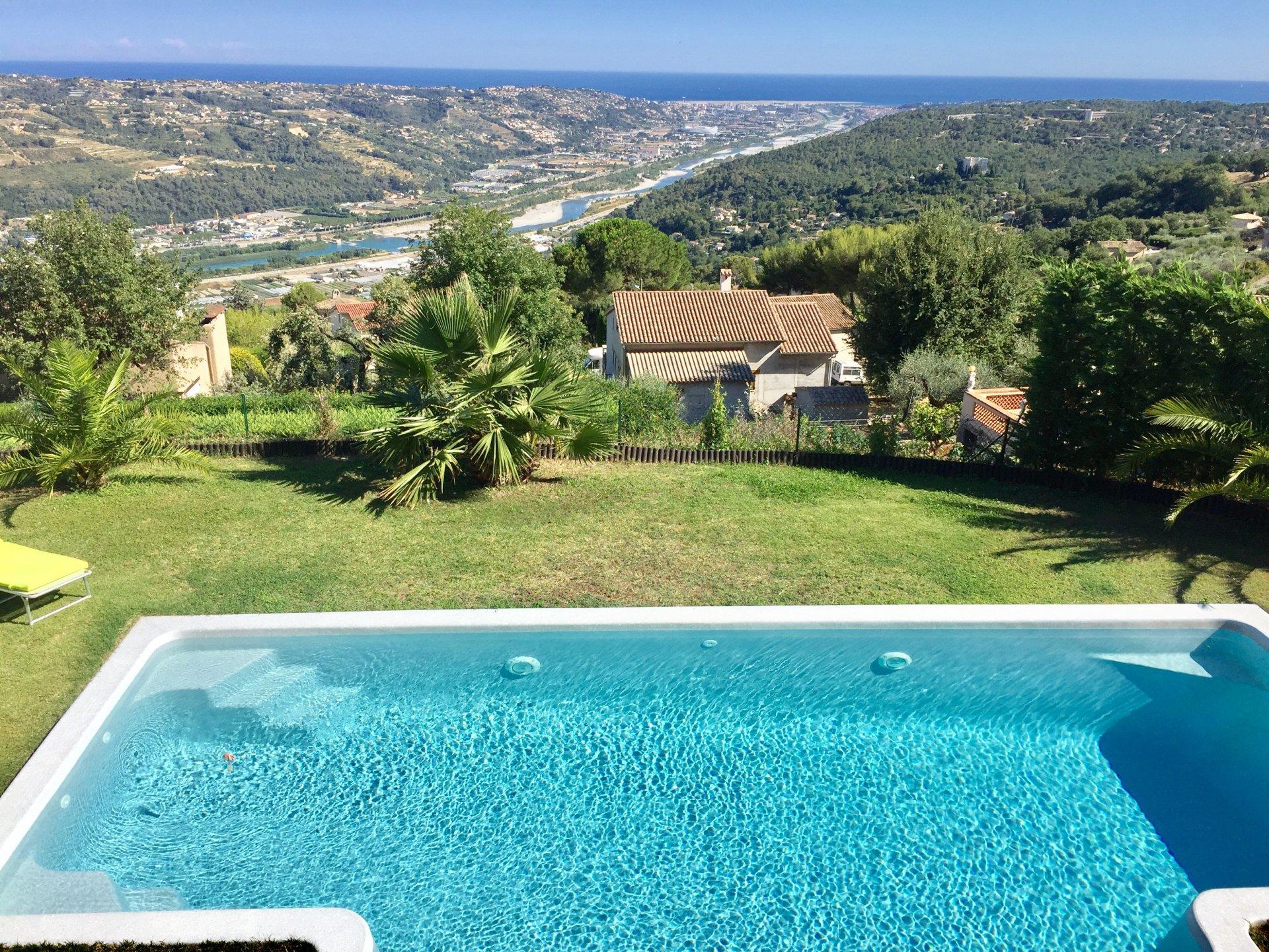Coup de coeur Villa moderne vue mer panoramique