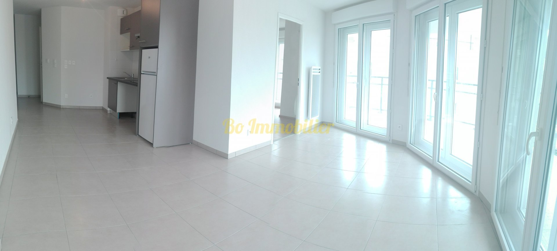 Appart Neuf, beau 3p de 61 m² + terrasse de 17 m² + 2 parkings