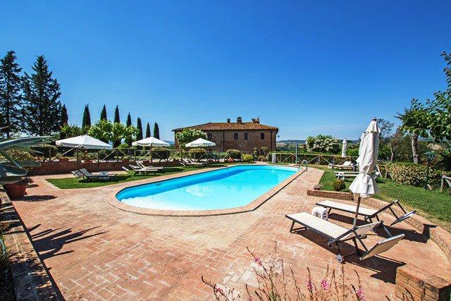 Vente propriété prestigieuse à proximité de Sienne, en Toscane