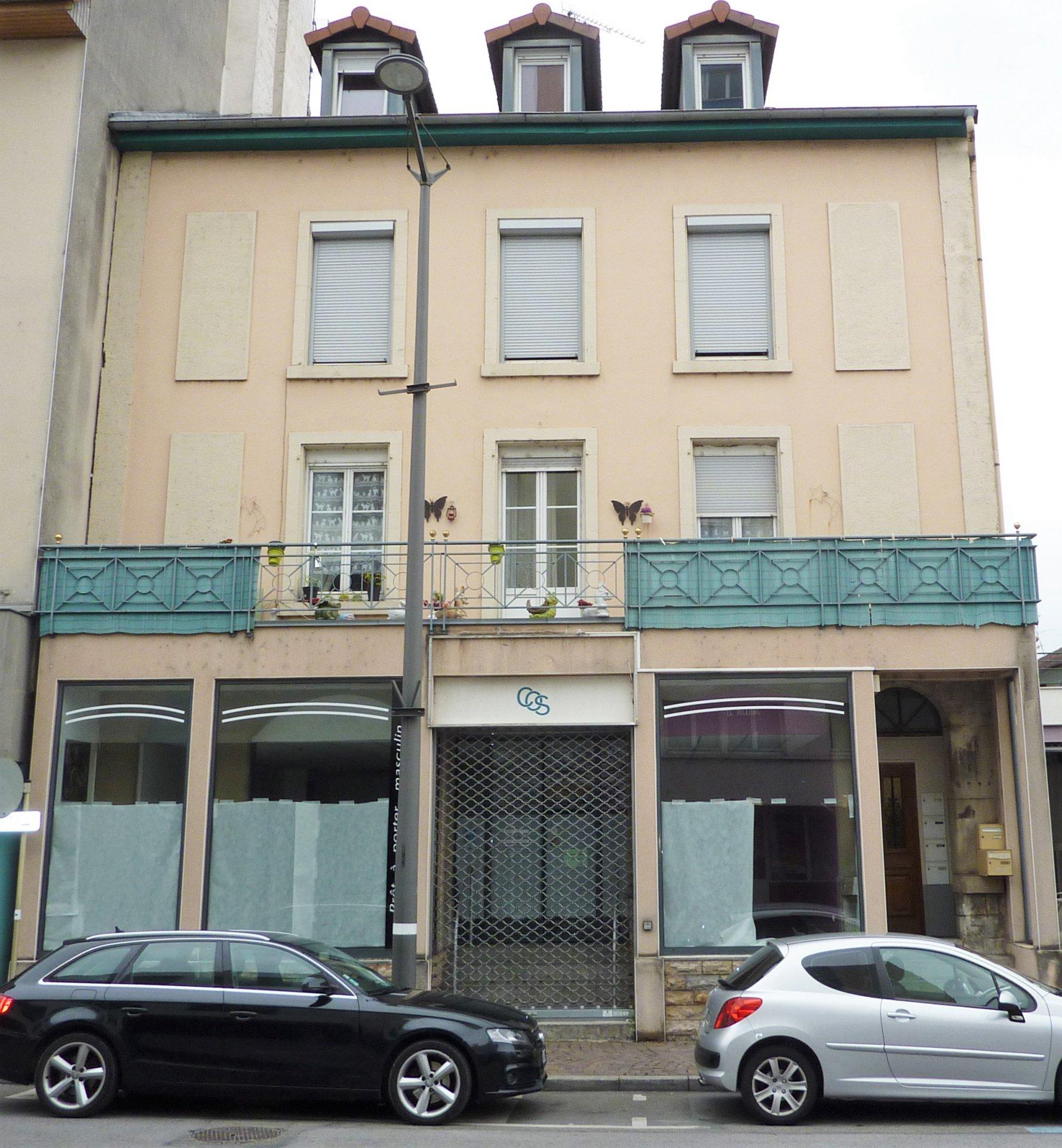 Sale Building - Montbéliard