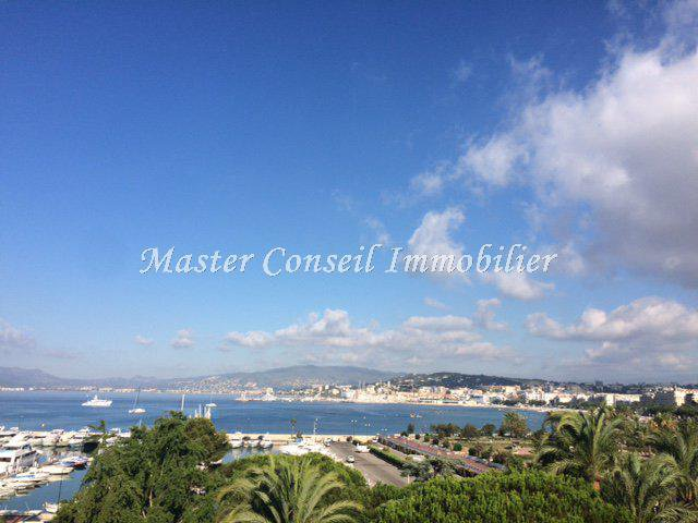 TOP FLOOR CROISETTE 3P 96M² PANORAMIC SEA VIEW