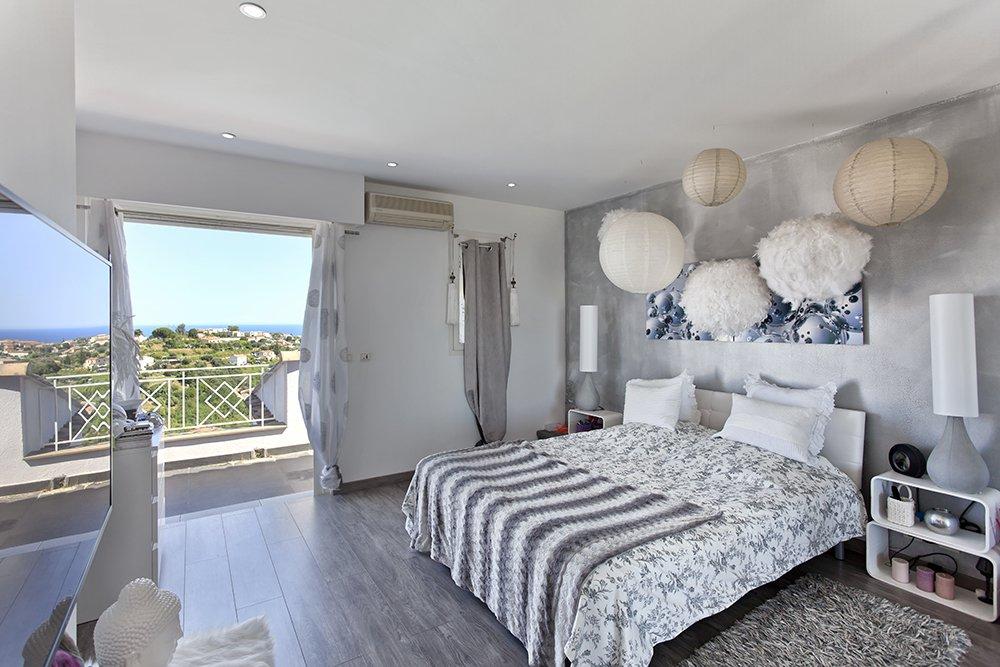 VENTE Villa Nice Saint Antoine Vue Panoramique Mer Excellent Etat