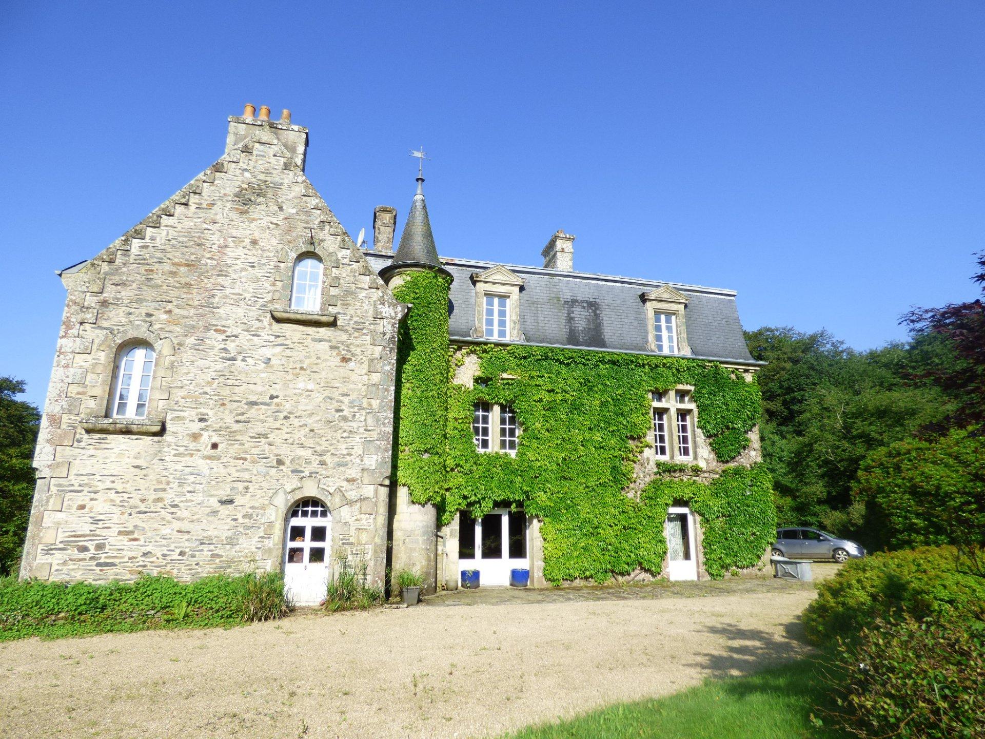 Sale Manor house - Spézet