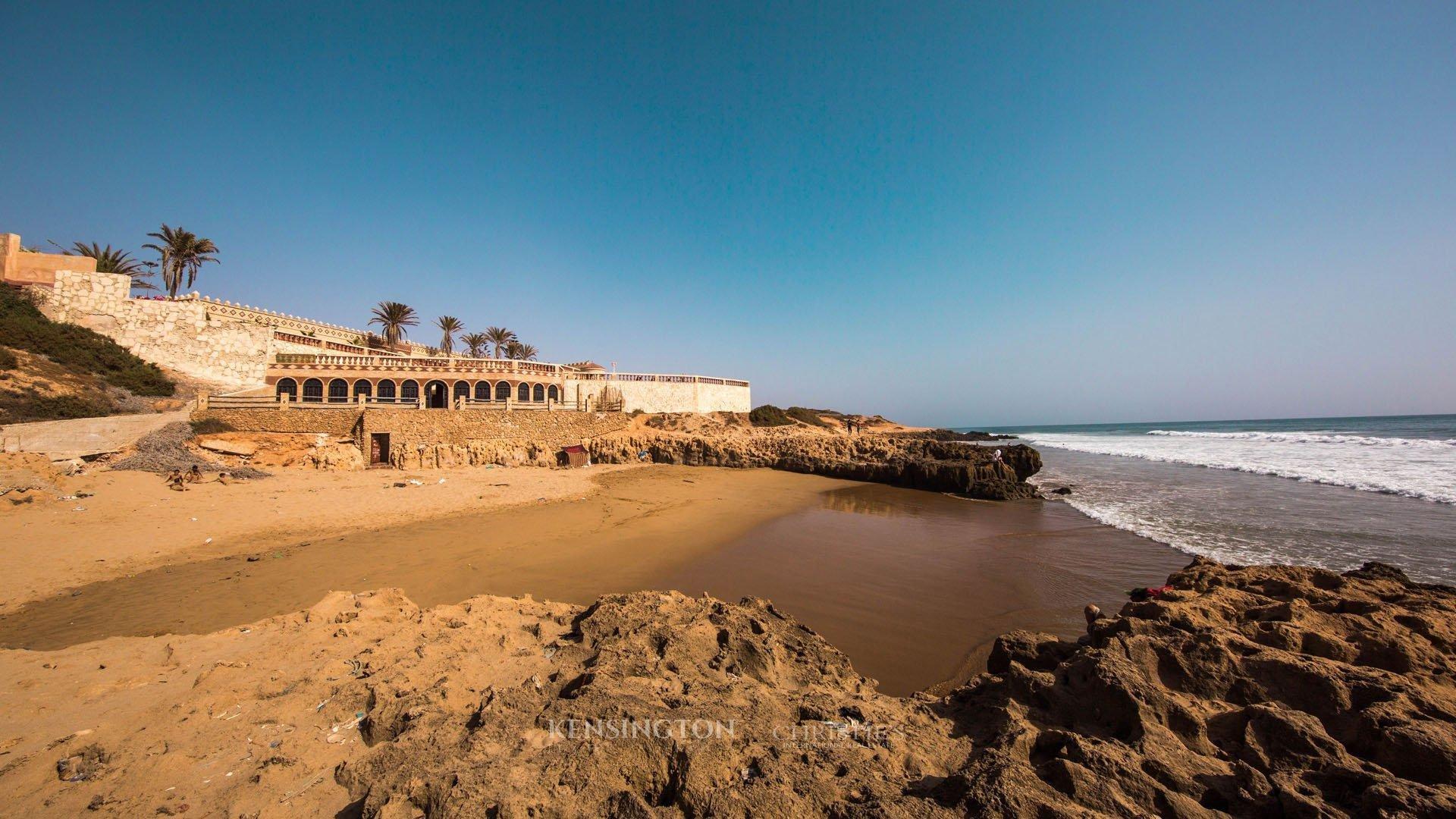 KPPM00849: Villa Rama Villa de luxe Agadir Maroc