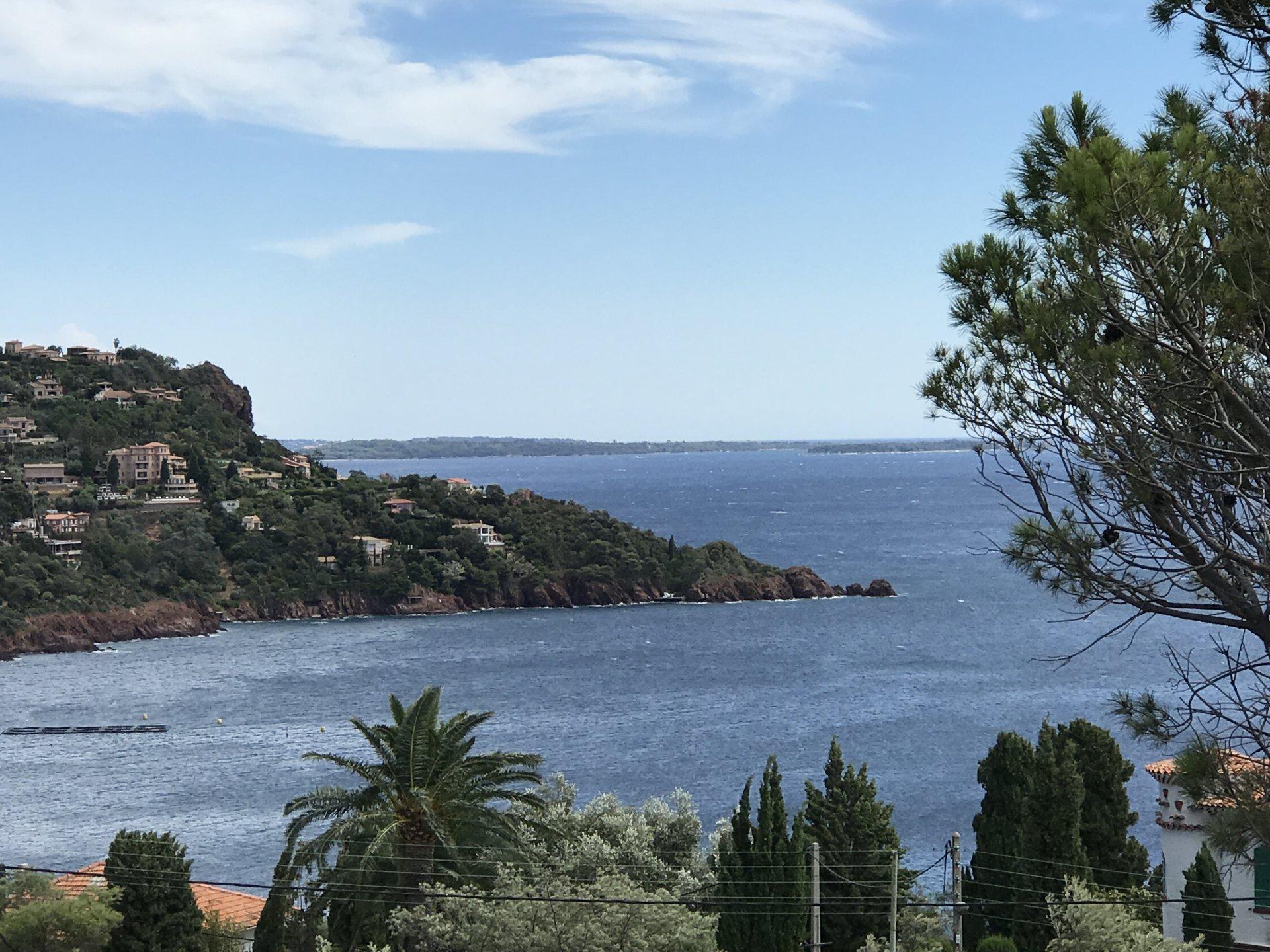 Villa 6 pièces vue mer panoramique