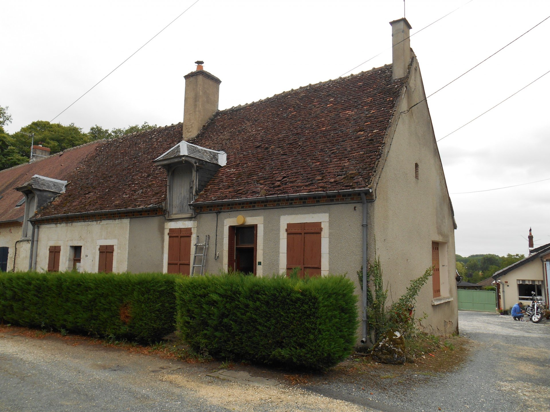 Sale Farmhouse - LURY SUR ARNON