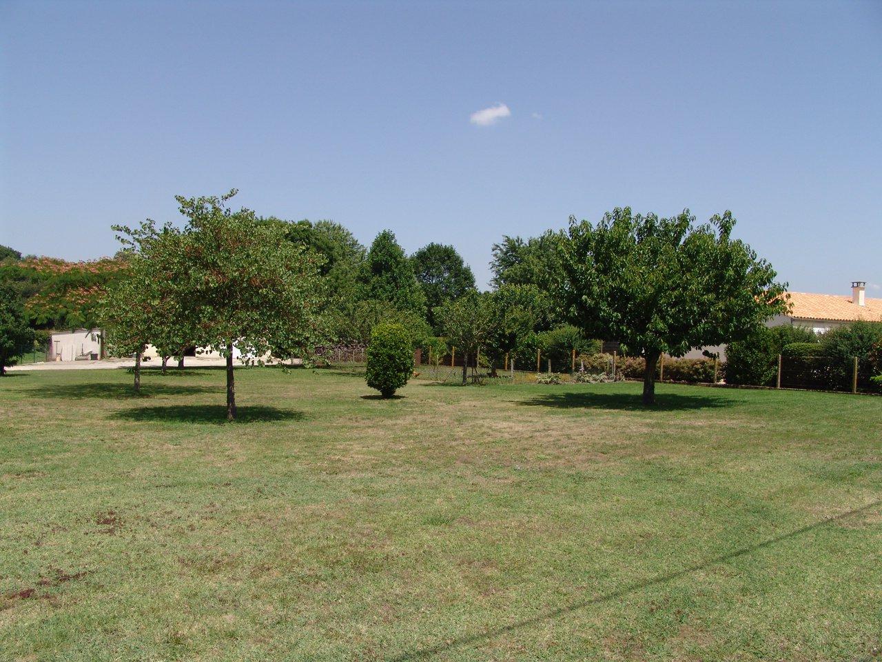 Terrain à bâtir de 1000 m²