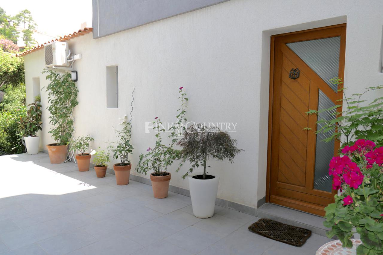 Villa with sea views for sale in Le Trayas, Theoule-sur-Mer, Cote d'Azur