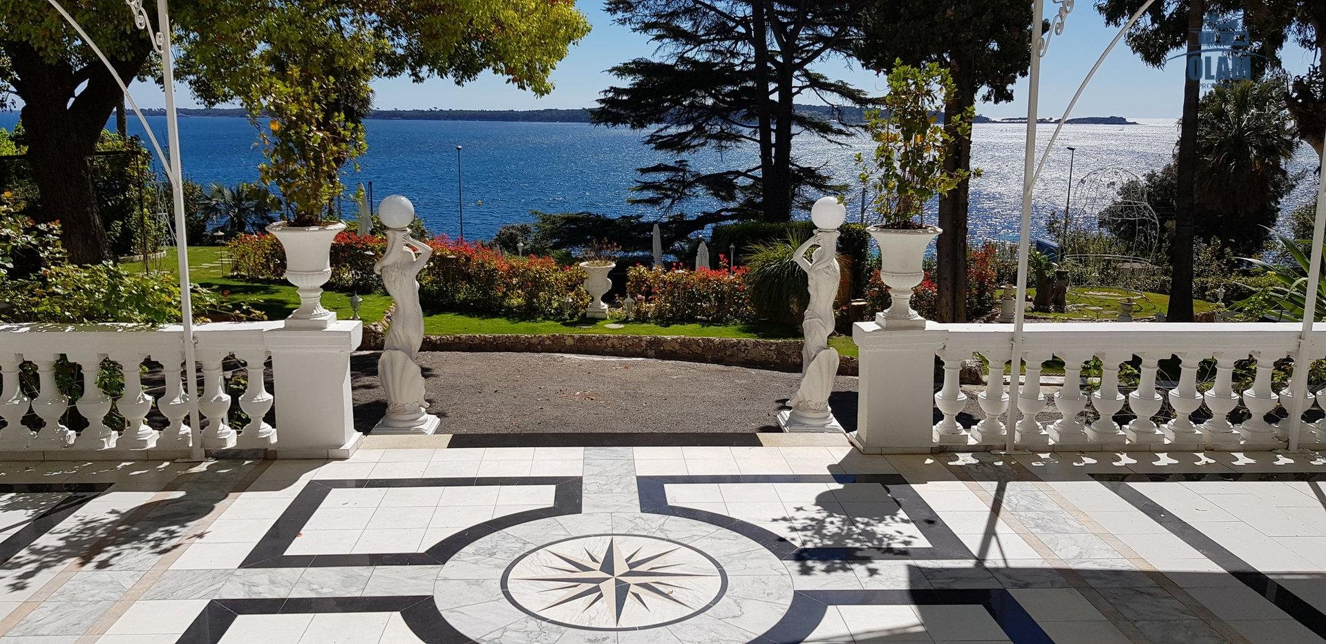 Magnifique villa belle époque
