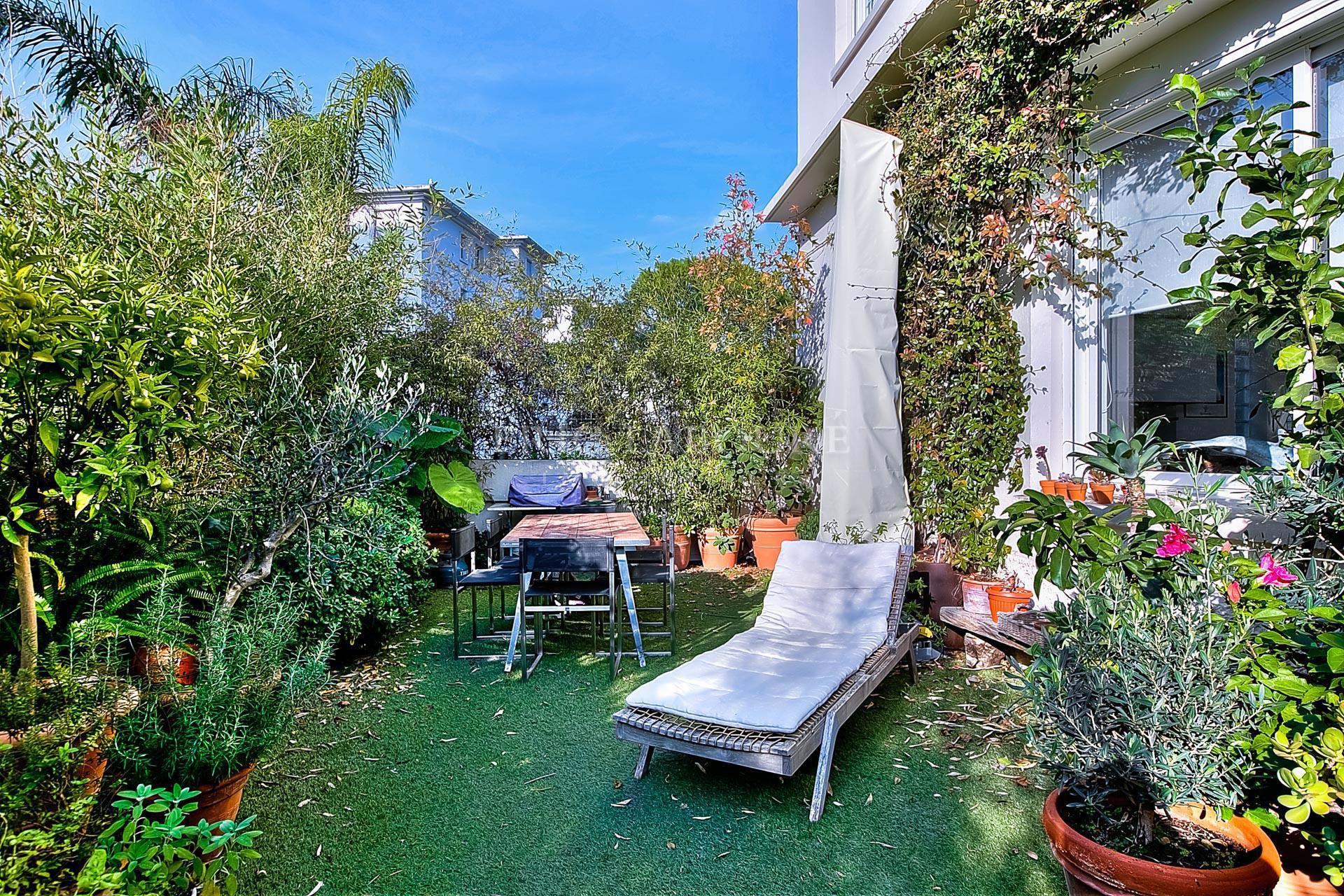 Vente appartement Cannes Gallia - Grande terrasse