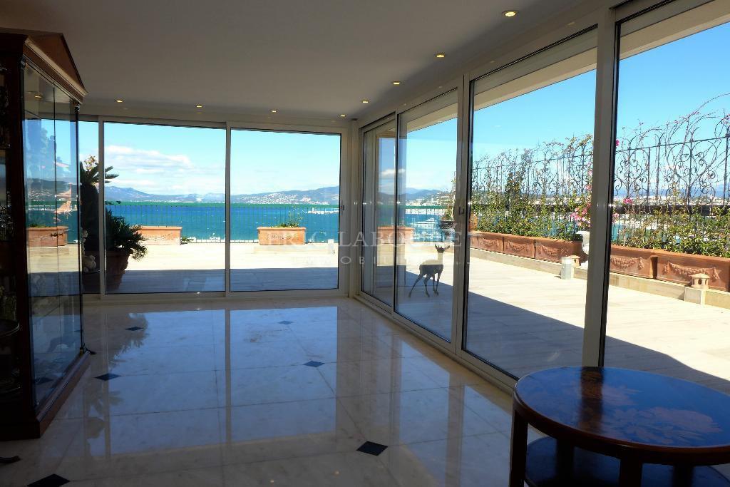 vente appartement Cannes croisette penthouse vue mer panoramique